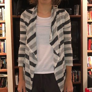 Cardigan w/ attached Tank Top